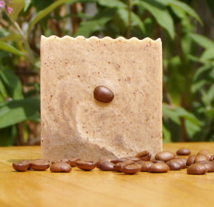 Kaffee-Küchenseife